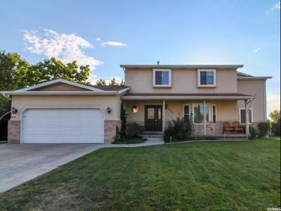 Orem Single Family Home For Sale: 418 E Paradise Dr