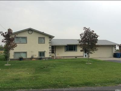 Clarkston Single Family Home For Sale: 39 W 300 S