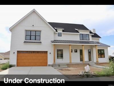 Mapleton Single Family Home For Sale: 553 N 250 E #2