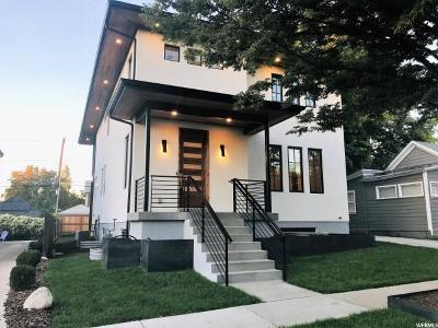 Salt Lake City Single Family Home For Sale: 1149 E Milton Ave S