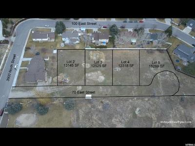 Provo Residential Lots & Land For Sale: 3806 N 70 E