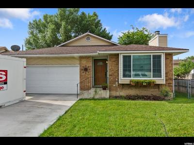 American Fork Single Family Home For Sale: 133 W 1230 N