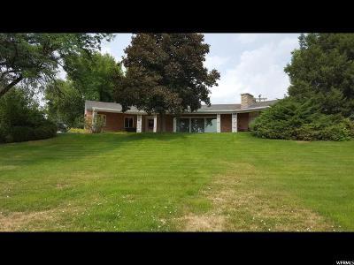 Tremonton Single Family Home For Sale: 355 E Main St