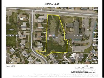 Murray Residential Lots & Land For Sale: 344 E 5600 S