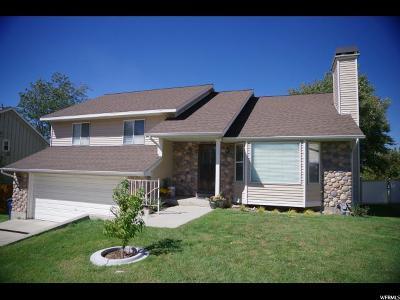 Sandy UT Single Family Home For Sale: $399,000