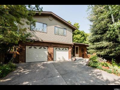 Logan Single Family Home For Sale: 1645 E 1700 N