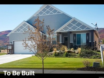 Wasatch County Single Family Home For Sale: 269 W Canyon View Ln #30