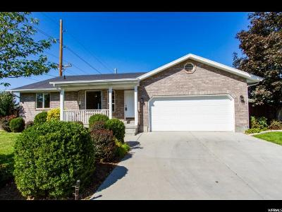 Orem Single Family Home For Sale: 414 S 100 W