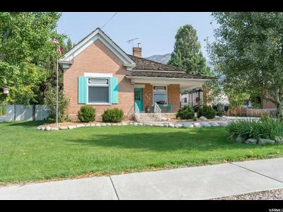 Pleasant Grove Single Family Home For Sale: 845 E 200 S