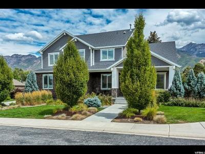 Cottonwood Heights Single Family Home For Sale: 7985 S Royal Creek Cv E