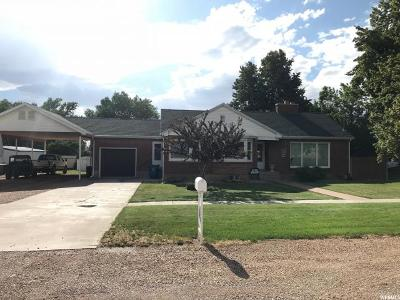 Single Family Home For Sale: 270 S 100 W