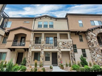 Townhouse For Sale: 10907 N Vercelli Dr