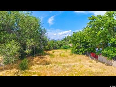 Salt Lake City Residential Lots & Land For Sale: 2175 E Fisher Ln S
