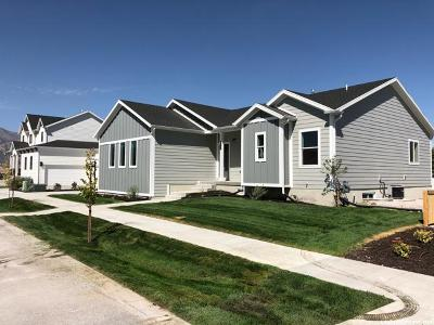 Hyrum Single Family Home For Sale: 712 W 50 N