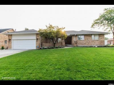 Sandy Single Family Home For Sale: 8415 S Snow Basin Dr E