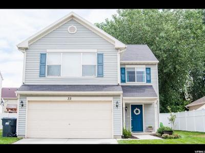 Saratoga Springs Single Family Home For Sale: 33 N Cameron St