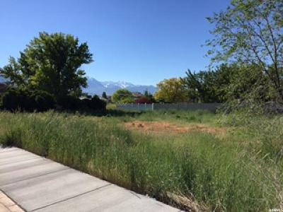 American Fork Residential Lots & Land For Sale: 1050 E 300 N