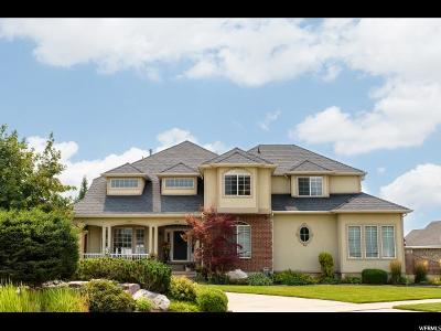 Layton Single Family Home For Sale: 1879 Forest Ridge Dr