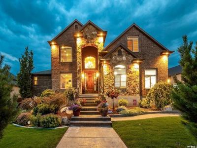 South Jordan Single Family Home For Sale: 1247 W Alta Creek Cir S