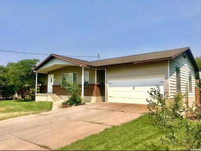 Logan Single Family Home For Sale: 745 W 1000 S