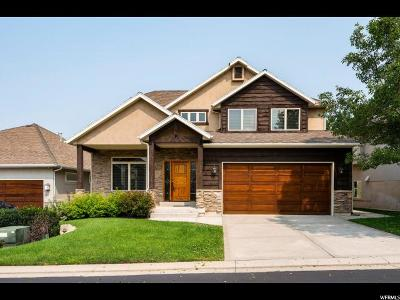 Cottonwood Heights Single Family Home For Sale: 3225 E Lantern Hill Ct