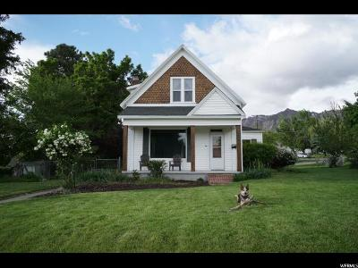 Ogden Single Family Home For Sale: 1684 Cahoon St