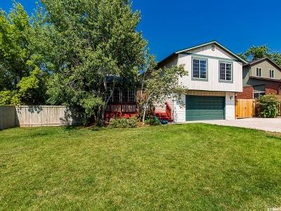 Cottonwood Heights Single Family Home For Sale: 3309 E Danforth Dr