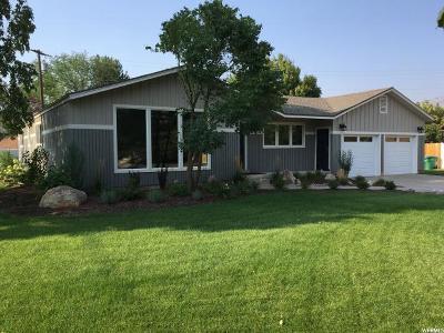 Logan Single Family Home For Sale: 1523 E 1260 N