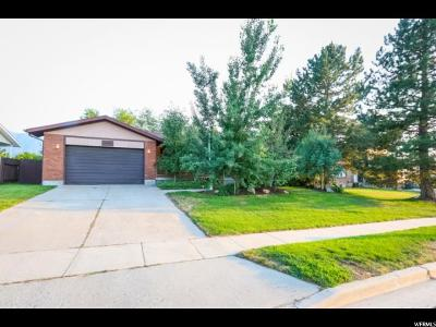 Sandy Single Family Home For Sale: 2286 E Woodchuck Way
