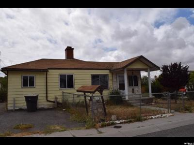 East Carbon UT Single Family Home For Sale: $47,500