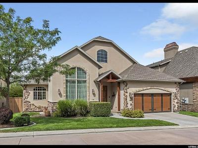Cottonwood Heights Single Family Home For Sale: 7166 S Villandrie Ln E