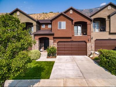 Cedar Hills Townhouse For Sale: 10482 N Sage Vista Ln
