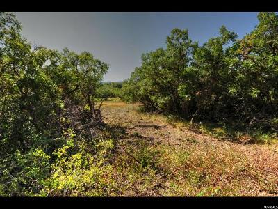 Wasatch County Residential Lots & Land For Sale: 9426 E Ridge Pine Dr S