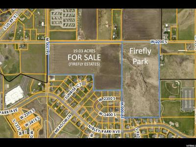 Nibley Residential Lots & Land For Sale: 1200 W 2200 S