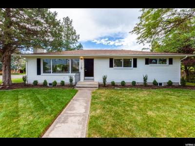 Orem Single Family Home For Sale: 888 E 400 S