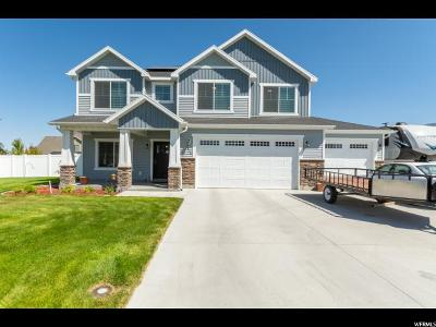 Nibley Single Family Home For Sale: 1075 W 2500 S