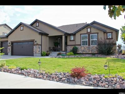 Spanish Fork Single Family Home For Sale: 664 N 2040 E #11