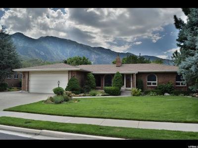 Sandy Single Family Home For Sale: 3034 E 9800 S