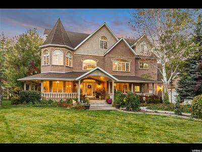 Highland Single Family Home For Sale: 10411 N Oak Cir