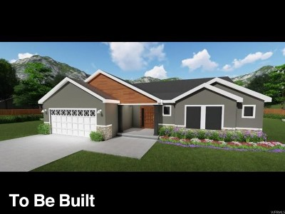 Santaquin Single Family Home For Sale: 467 Travertine Way #LUCAS