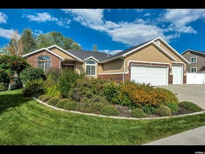 Lehi Single Family Home For Sale: 1483 N 250 W