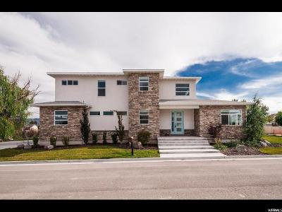 South Jordan Single Family Home For Sale: 1317 W Midas Point Cv S
