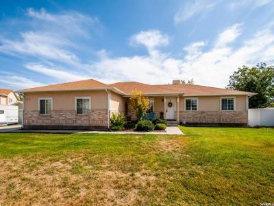 Riverton Single Family Home For Sale: 3495 W Maynard Ct