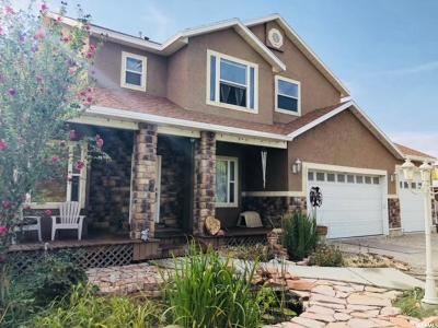 West Valley City Single Family Home For Sale: 3487 W 3100 S