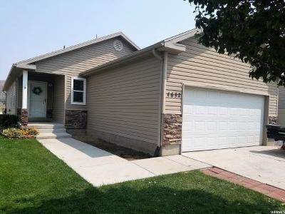 Eagle Mountain Single Family Home For Sale: 4692 N East Jordan Way