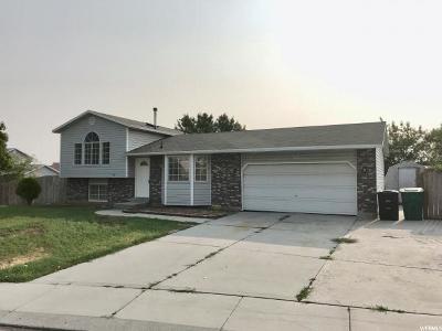 West Jordan Single Family Home For Sale: 8281 S Etude Dr