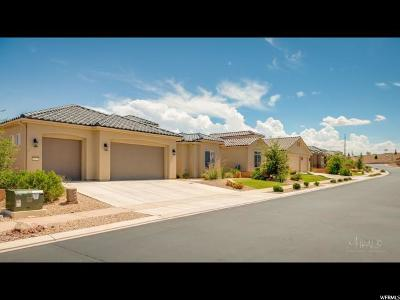 St. George Single Family Home For Sale: 4997 S Blue Star Dr E #2069