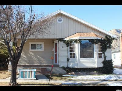 Helper Single Family Home For Sale: 86 Bryner