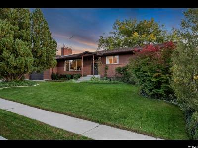 Highland Single Family Home For Sale: 6079 W 10930 N