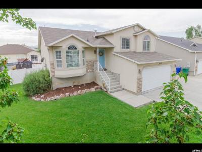Lehi Single Family Home For Sale: 1655 N 2560 W